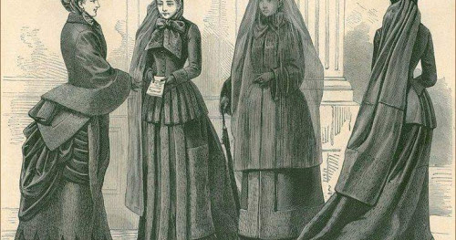 Entitled Victorian Woman Refuses To Remove Veil