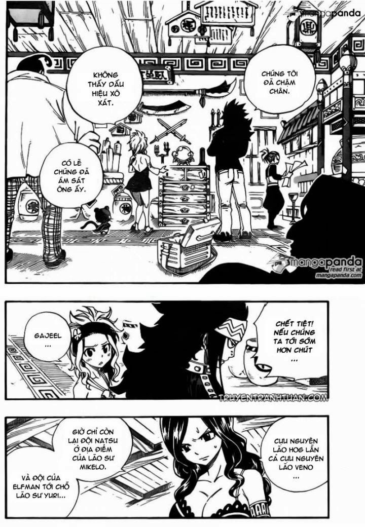 Fairy Tail Chap 367