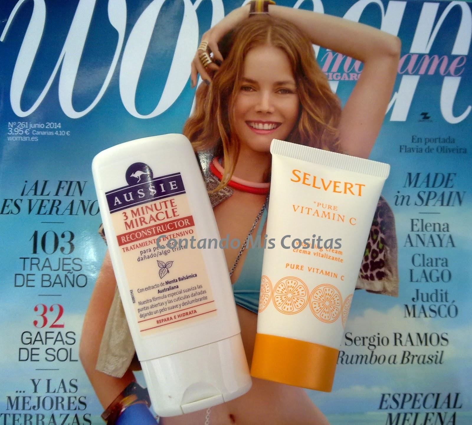 woman regalo crema selvert junio 2014
