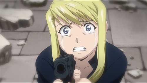 Gambar karakter anime wanita tercantik - Winry rockbell (full metal alchemist)