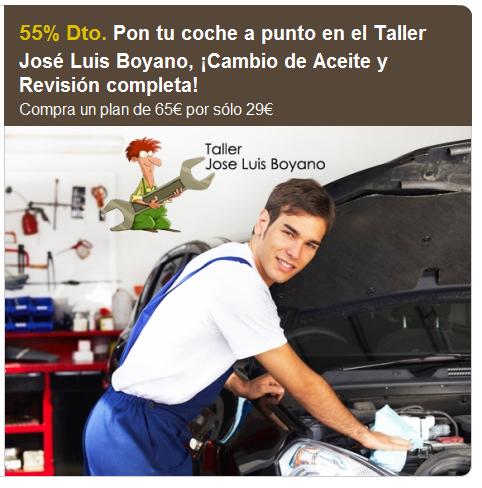 pon a punto tu coche, tu corazón o... algo taller mecánico
