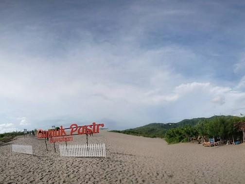 Destinasti Objek Wisata Gumuk Pasir Parangkusumo Di Sanden Bantul Yogyakarta Ihategreenjello