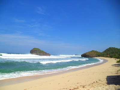 Best surfing place in the world around Indonesia