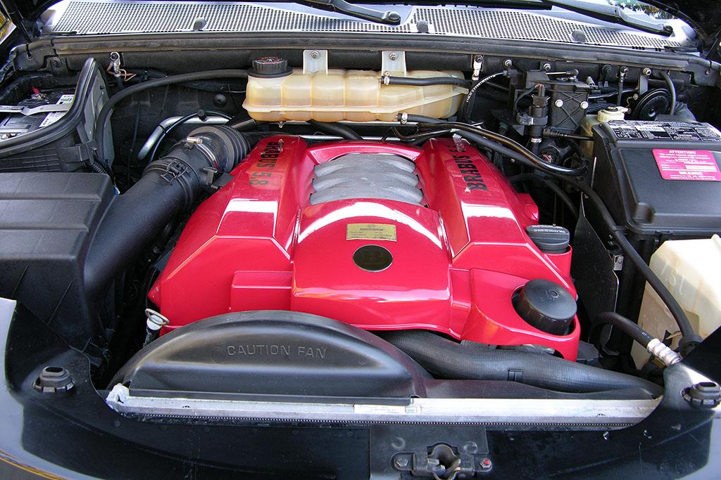 Mercedes Sls Amg Gt >> 2000 Mercedes-Benz BRABUS W163 ML 5.8-24 | BENZTUNING