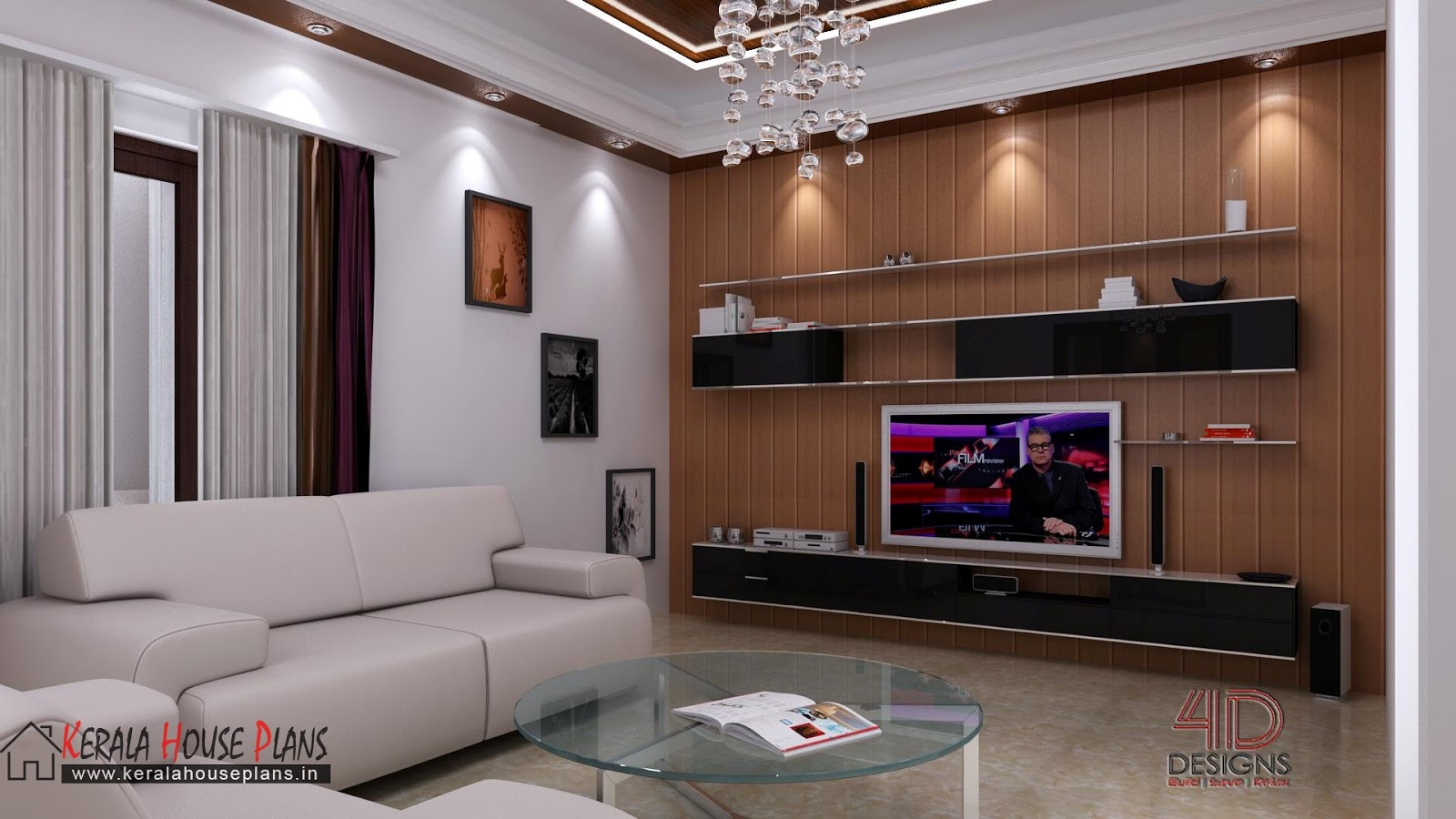 Budget Home Design with Interior Photos living room