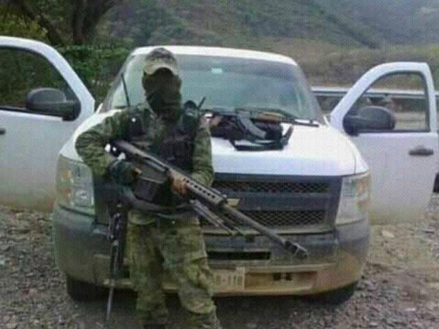 """Historia de cuando era parte del grupo """"M"""" CDG de Mario Cárdenas Guillén, nos mandaron a pelear con los Zetas para conquistar San Fernando"""