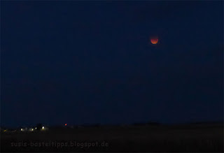 Mondfinsternis lunar eclipse in fairbury nebraska januar 2018 foto von stampin up demonstratorin in coburg