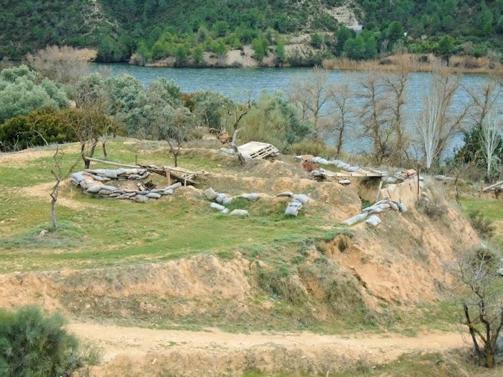 Zona de trincheras y campamentos (Faió / Fayón)