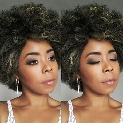 Maquiagem ensaio fotográfico