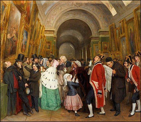 Artplastoc 141 les salons et expositions au xix si cle for Salon des seniors paris