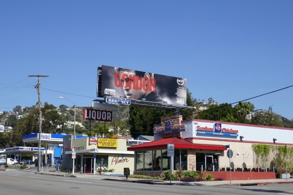 Condor TV remake billboard