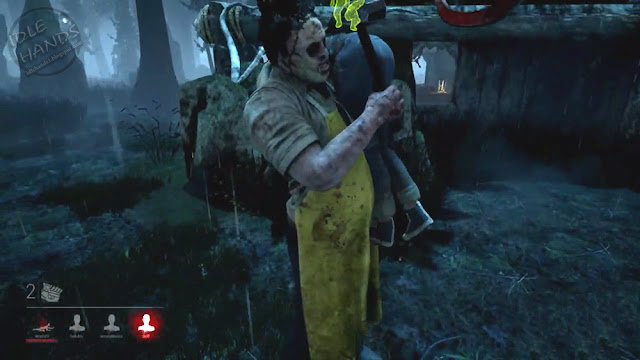 Dead by Daylight Leatherface from Texas Chainsaw Maassacre