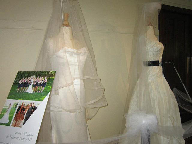 99 Dollar Wedding Gowns: Relevant Tea Leaf: Down The Aisle With 12 Ford Family
