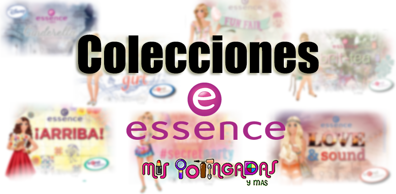 Colecciones Essence | Septiembre/Octubre 15