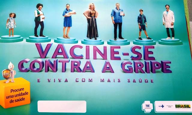 Resultado de imagem para Dia D de vacinação contra a gripe será neste sábado em todo o país