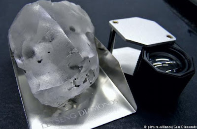 910 carat diamond gold lesotho south africa