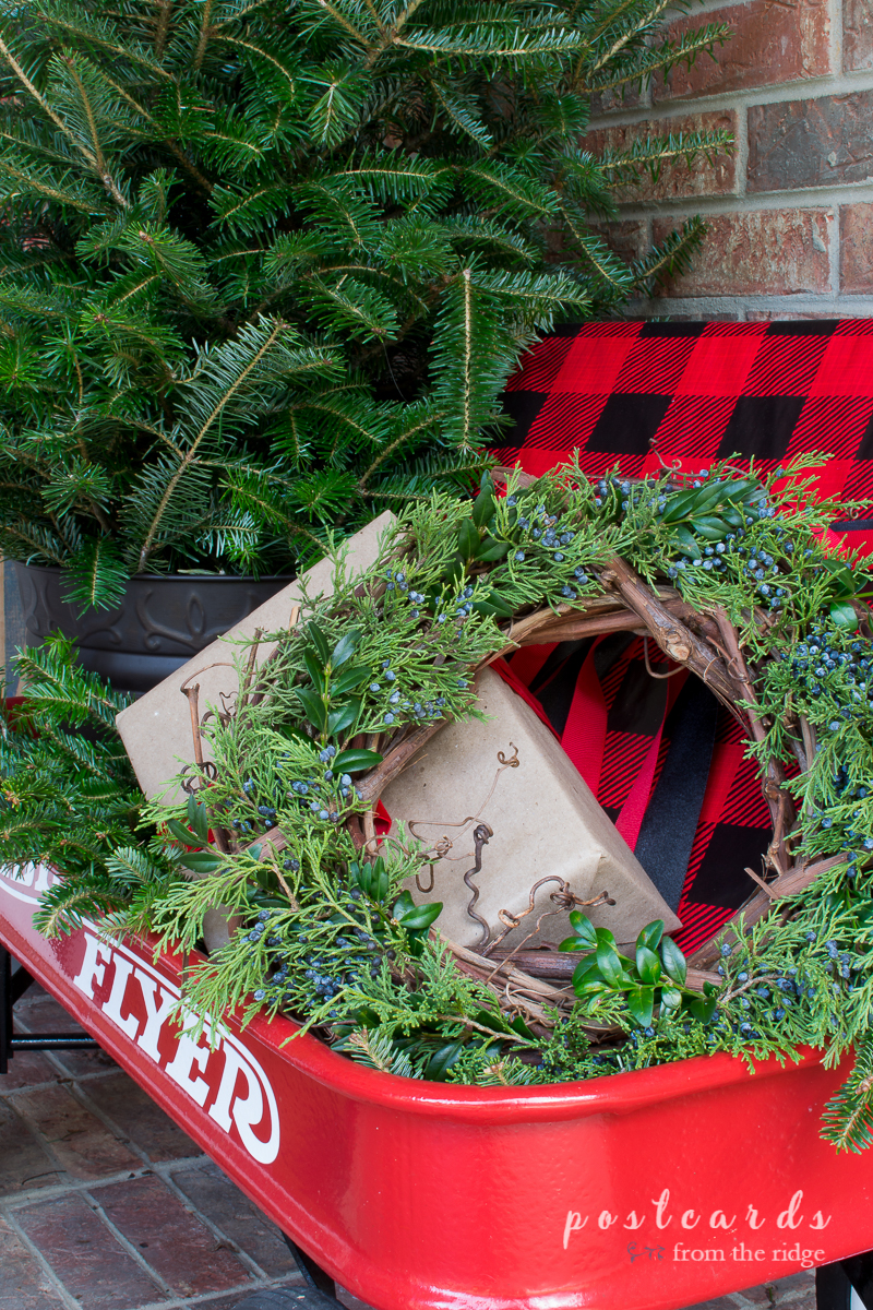 Tips for making the house more cozy during the holidays.