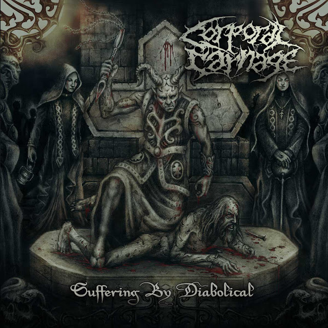 Reviews: Corporal Carnage - Sufferin By Diabolical