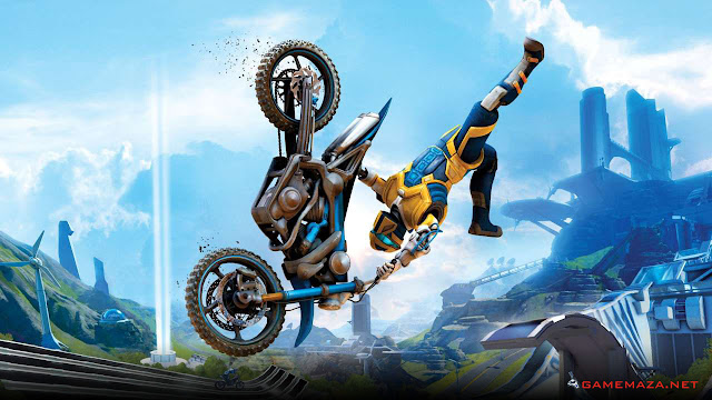 Trials Fusion Awesome Level Max Edition Gameplay Screenshot 2