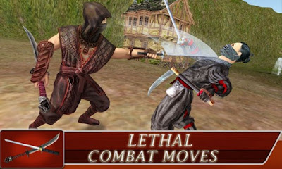 Ninja Warrior Assassin 3D v1.1.1 Mod APK-2