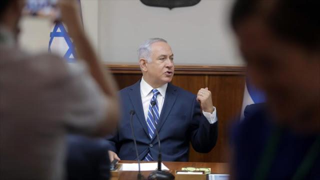 Netanyahu amenaza con actuar ante reforzamiento de Irán en Siria