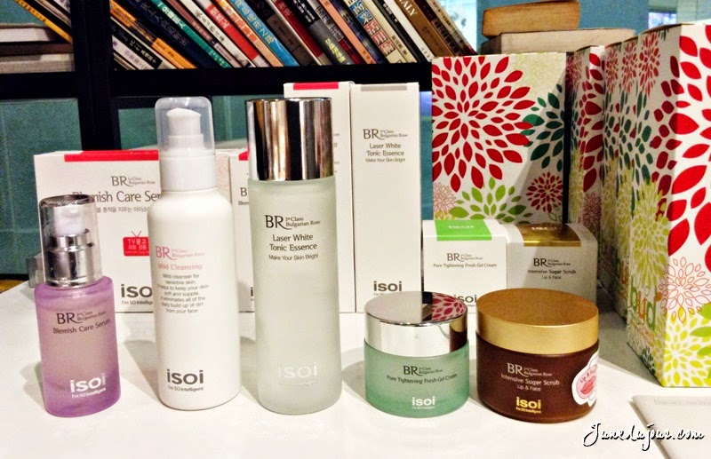 launch review isoi the all natural korean beauty choice