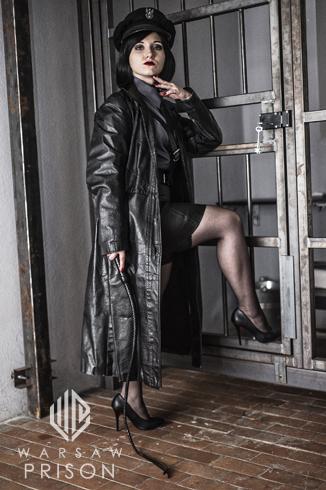 domina lady sas femdom und bdsm blog warsaw prison by