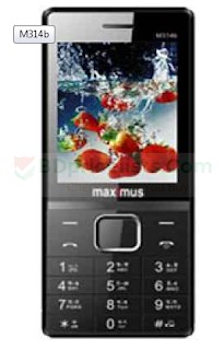 Maximus M314b Mobilw Full Specifications and price in bangladesh