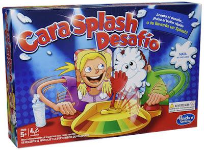 JUGUETES - Cara Splash Desafío Juego de mesa Hasbro 2016 | Jugadores: +2 | Edad: +5 años Comprar en Amazon España