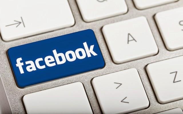 لوحة مفاتيح فايس بوك