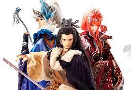 Xem Anime Thunderbolt Fantasy SS2 - Thunderbolt Fantasy Phần 2 VietSub