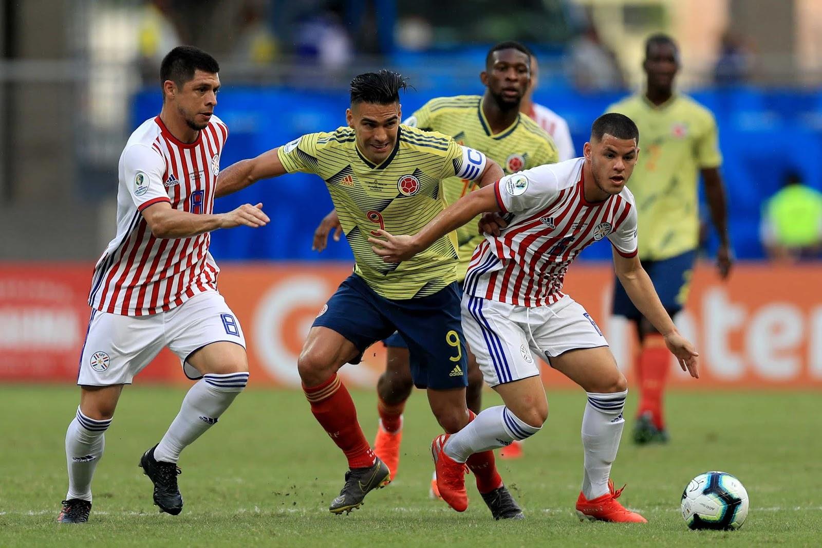 Paraguay Colombia Copa America 2019