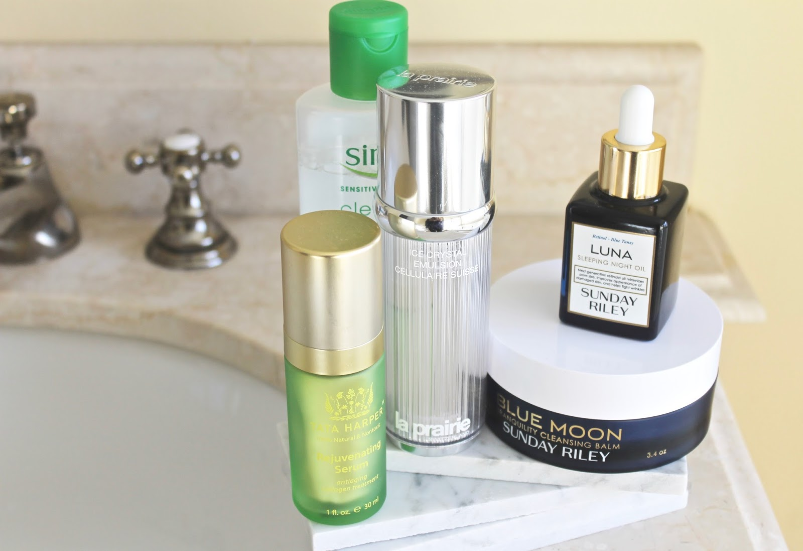 MY CURRENT SKINCARE ROUTINE: EVENING EDITION