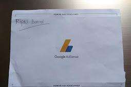 Pengalaman Pertama Mendapatkan PIN Google Adsense