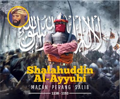 Kiasah Shalahuddin Al-Ayyubi  #Part 1 : Macan Perang Salib