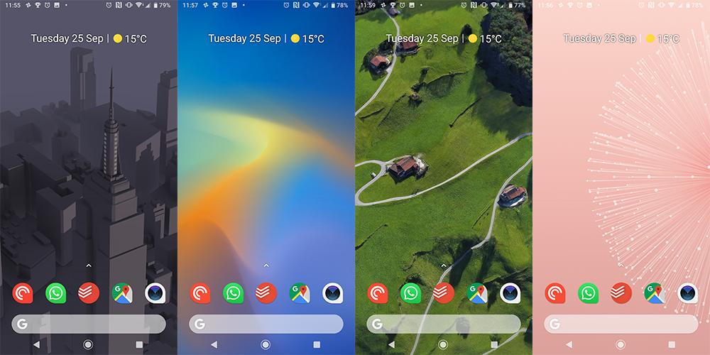 Apk Google Pixel 3 And Pixel 3 Xl Live Wallpaper For Download