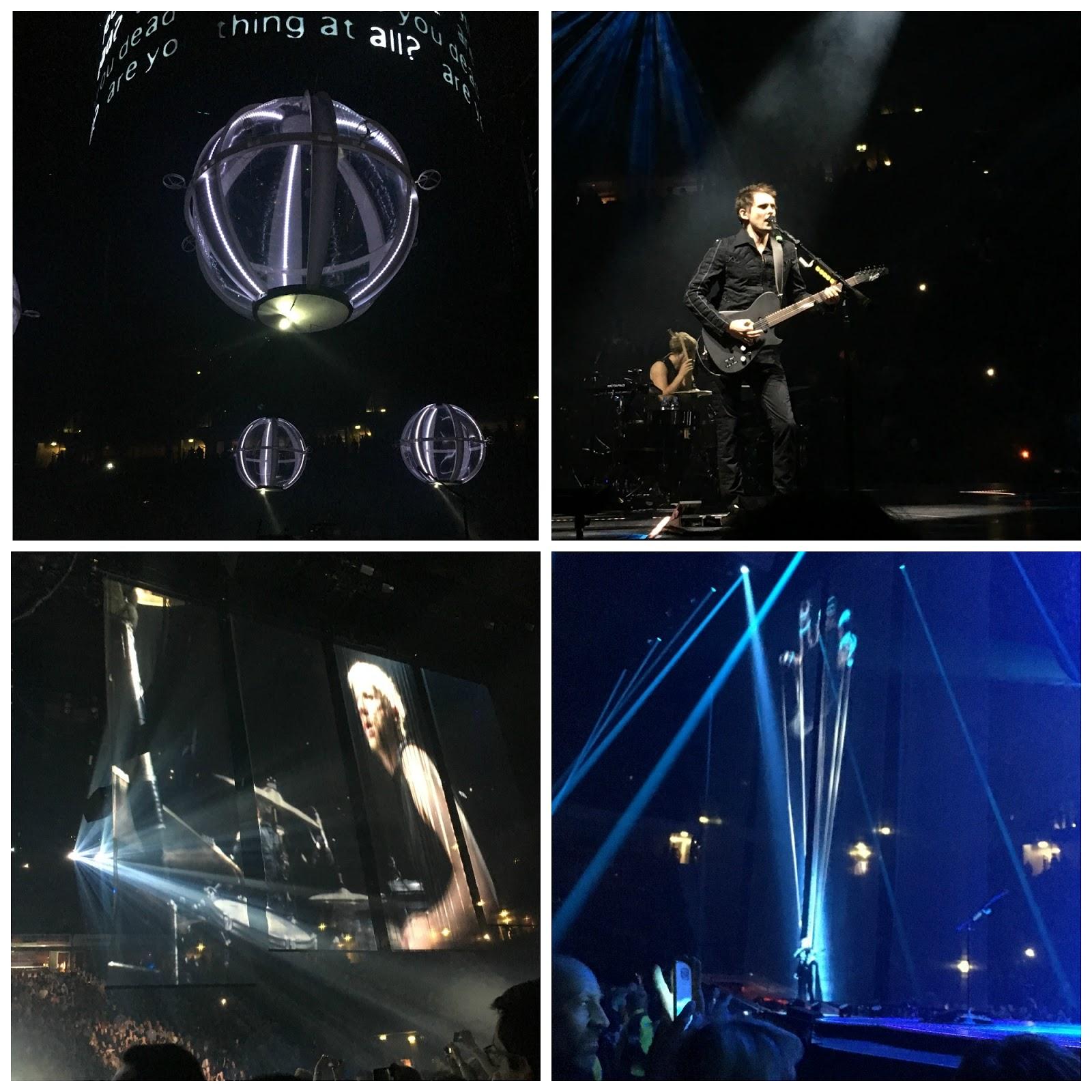 Muse Live Drones Tour