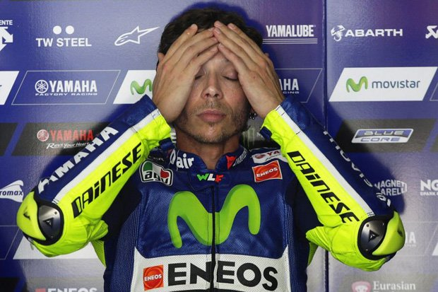 Dokter: Masa Pemulihan Valentino Rossi Selama 40 Hari