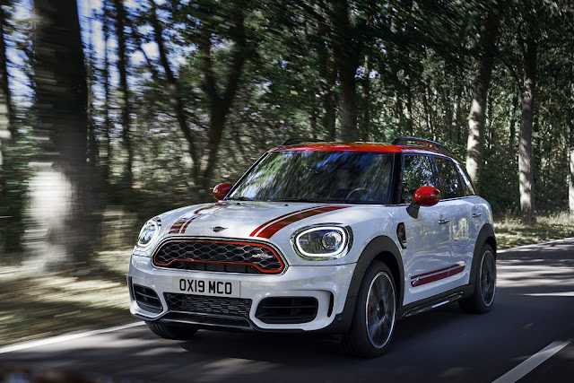 Mini Cooper Countryman 2020 JCW
