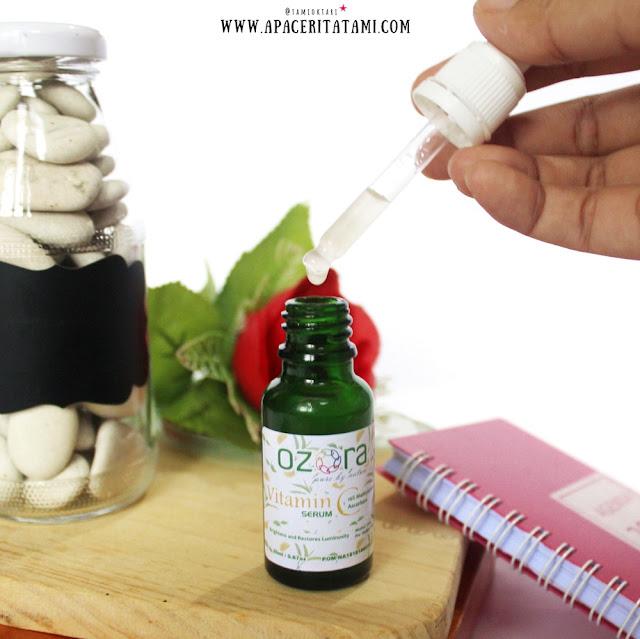 Review Ozora Skincare Vitamin C Serum