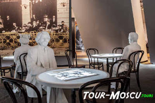 Judio tour historico en Moscu