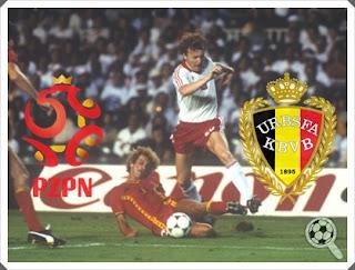 Poland Belgium 1982