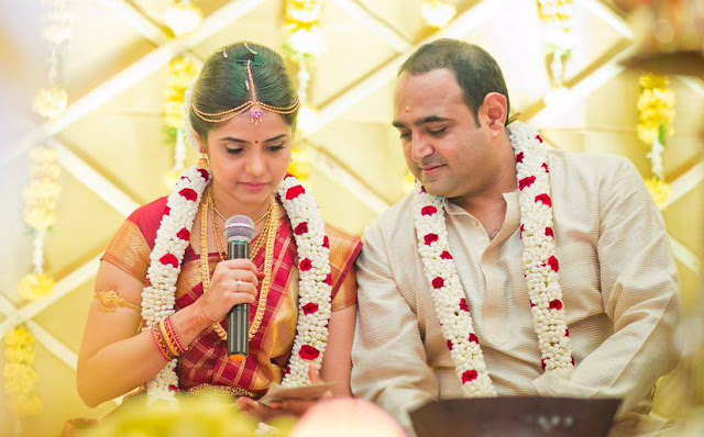 Director vikram kumar wedding: exclusive pics