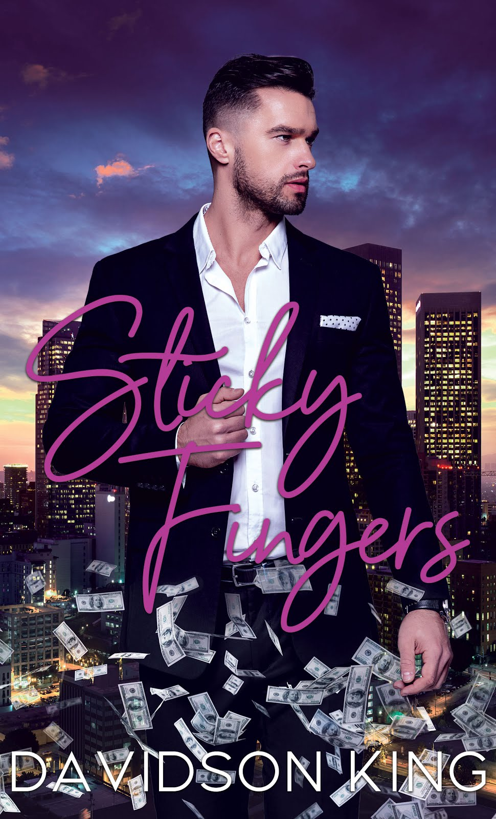 Sticky Fingers by Davidson King