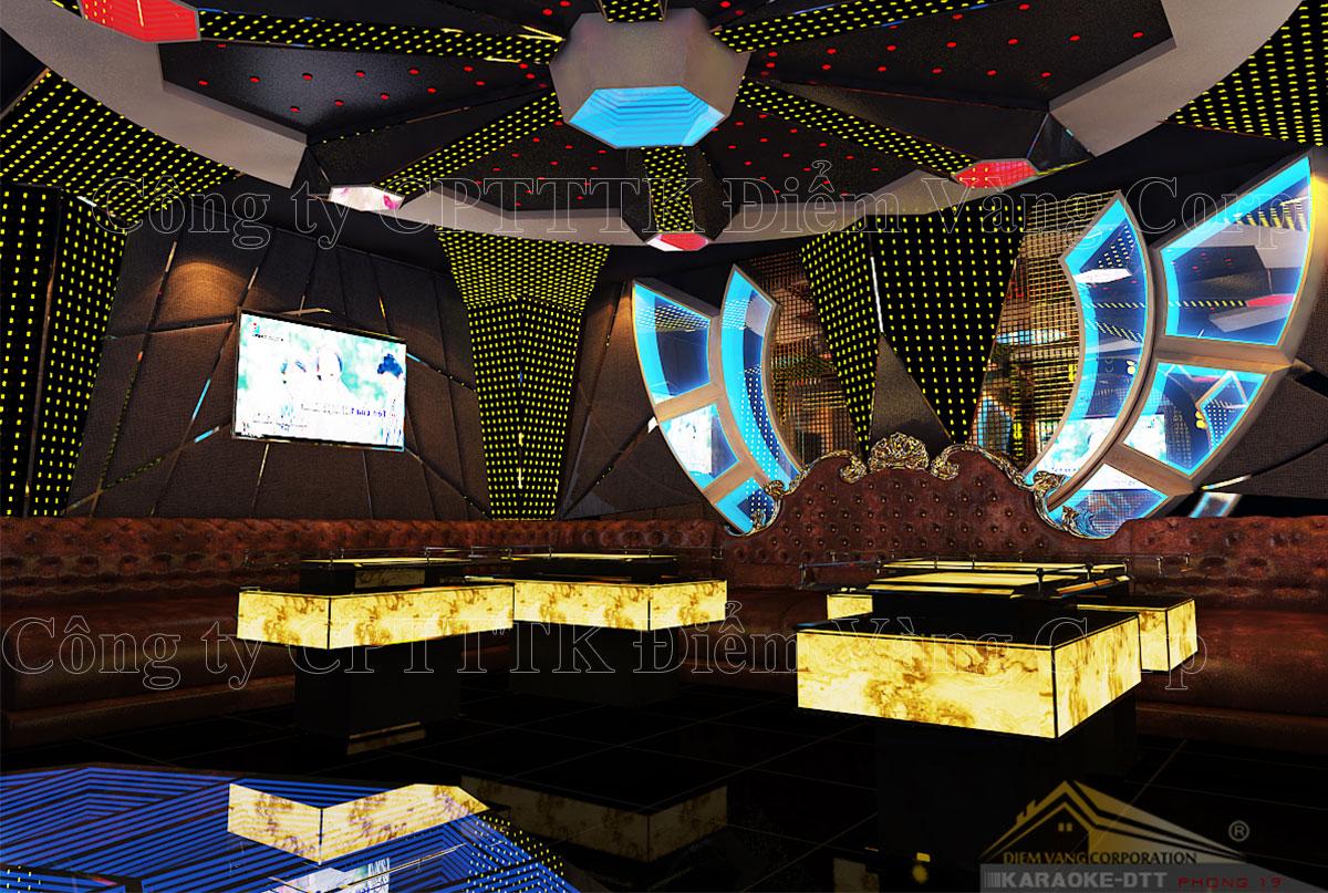 Thiết kế phòng karaoke 3D Ảnh Full chất lượng cao 55