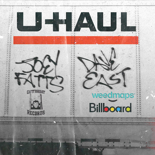 Joey Fatts - U-Haul (feat. Dave East) - Single Cover