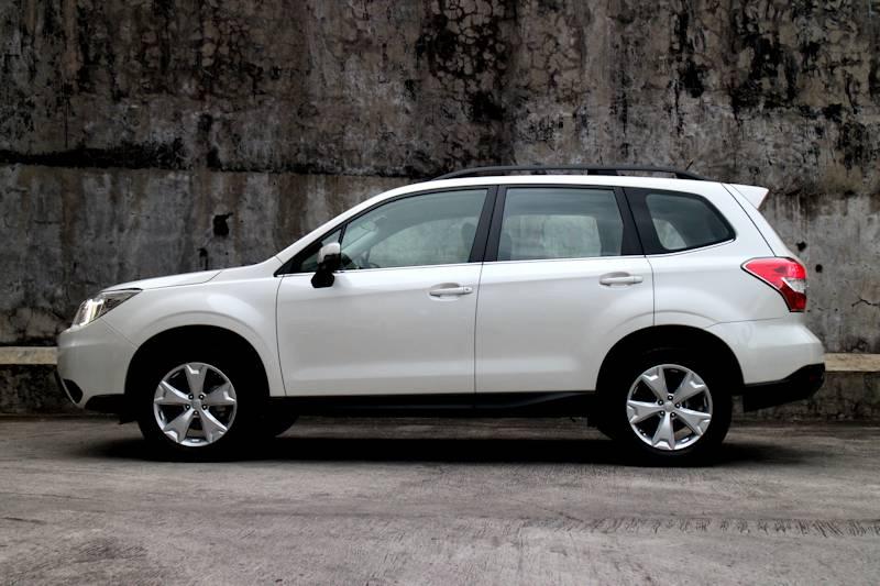 Review 2013 Subaru Forester 20 I L Philippine Car News Car