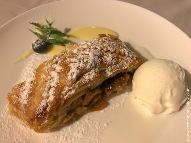 Comer restaurante Cortina d'Ampezzo Italia