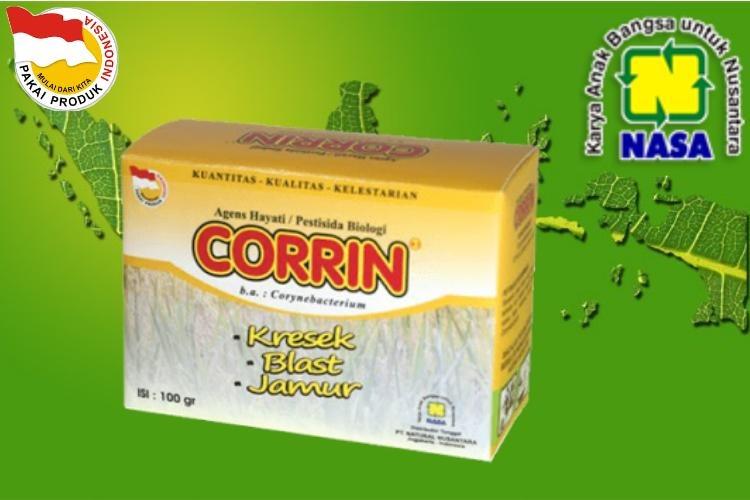CORRIN Pestisida Biologi