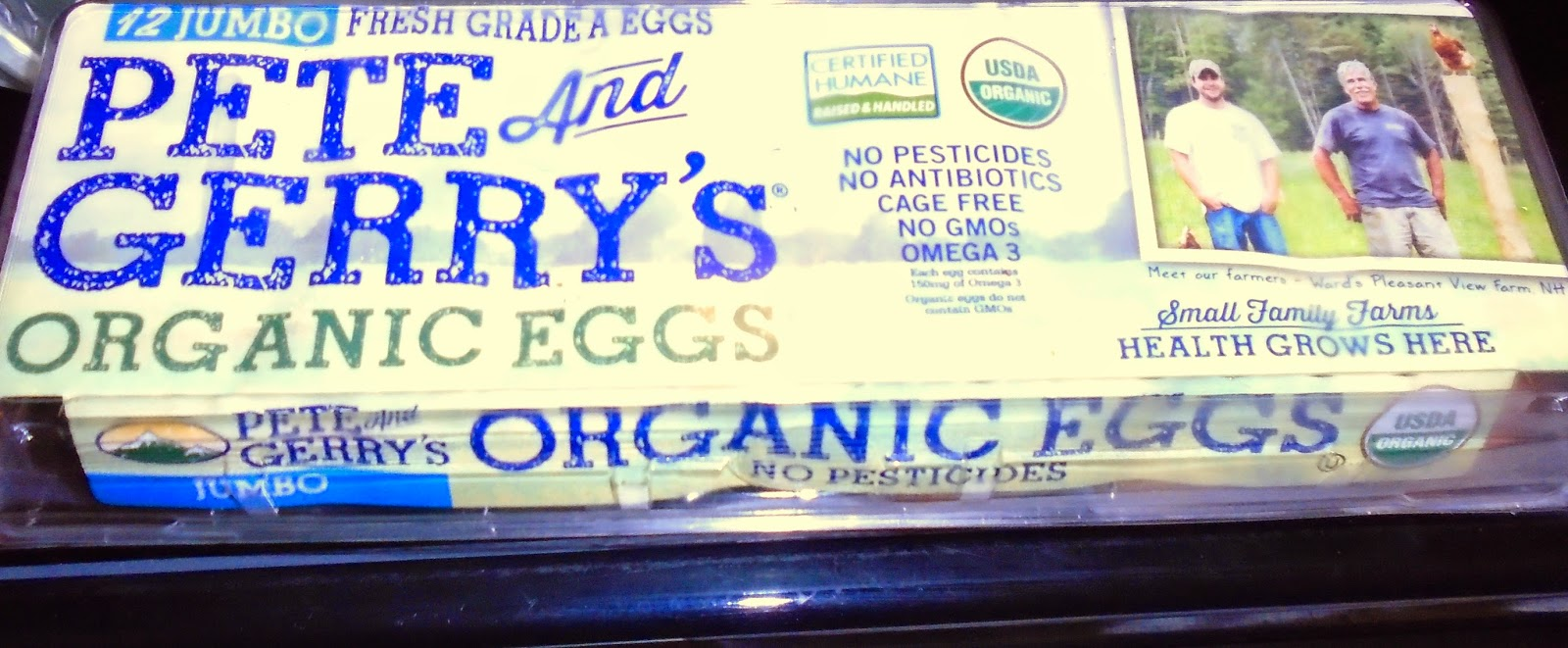 Pete and Gerry's Organic Eggs